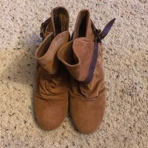 Other - Aldo ankles boots